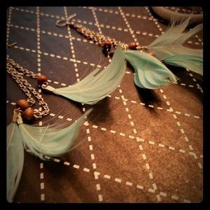 Boho party girl earring set